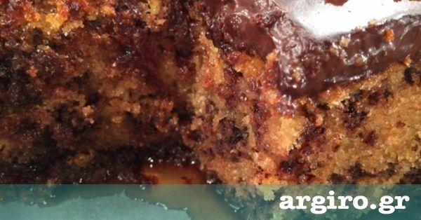 Τρουφάτο μυρμηγκάτο από την Αργυρώ Μπαρμπαρίγου | Χαμός γίνεται με αυτό το σιροπιαστό γλυκό κάθε φορά που το φτιάχνουν οι φίλες μου στα σπίτια τους!