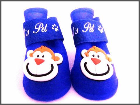 Monkey Rain Boots - My Little Amigo - 1