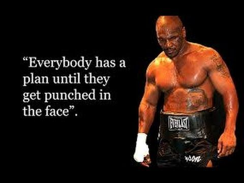 Mike Tyson - Inspirational Fighting Video