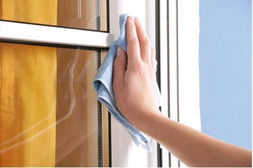 to dobry czas na gruntowne sprzątanie domu np. mycie okien, czyszczenie z kurzu trudno dostępnych miejsc.