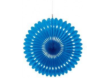 Royal Blue Fan Decoration | Whish.ca
