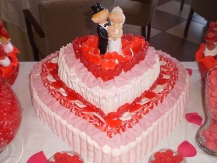 Resultado de imagen para como hacer pasteles de chuches