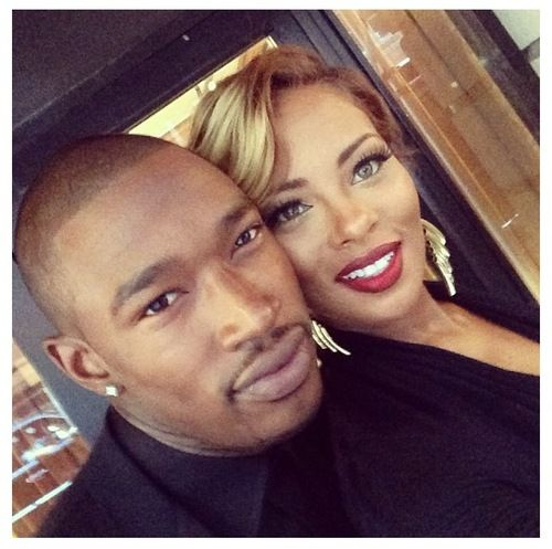 Eva pigford and boyfriend
