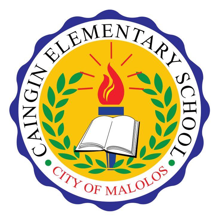 Caingin Elementary School LOGO (Caingin, City of Malolos