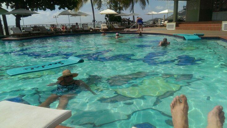 Sandals Halcyon Beach Resort in St. Lucia