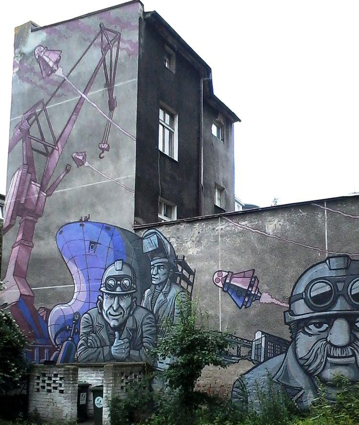 Gdydnia, ul. św. Piotra/ Portowa (podwórko)