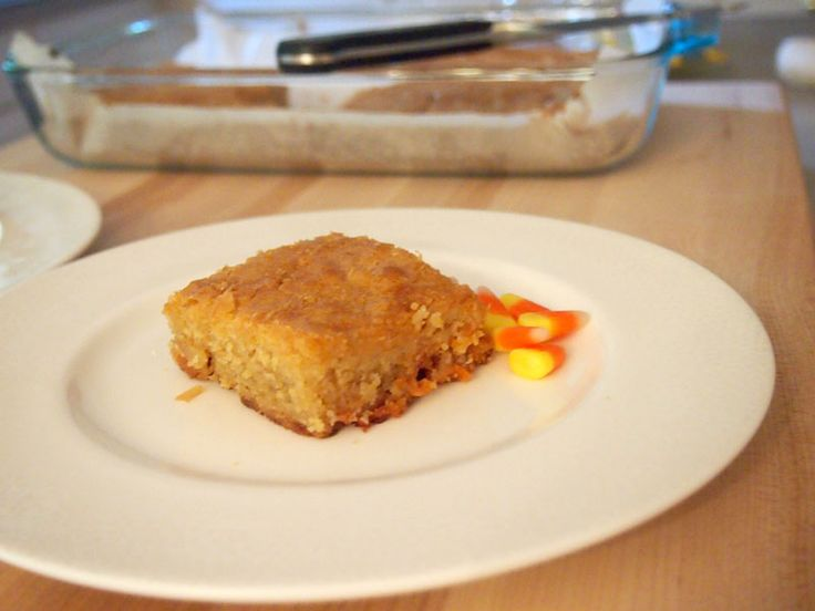 White Chocolate Candy Corn Blondies and a #GIVEAWAY!