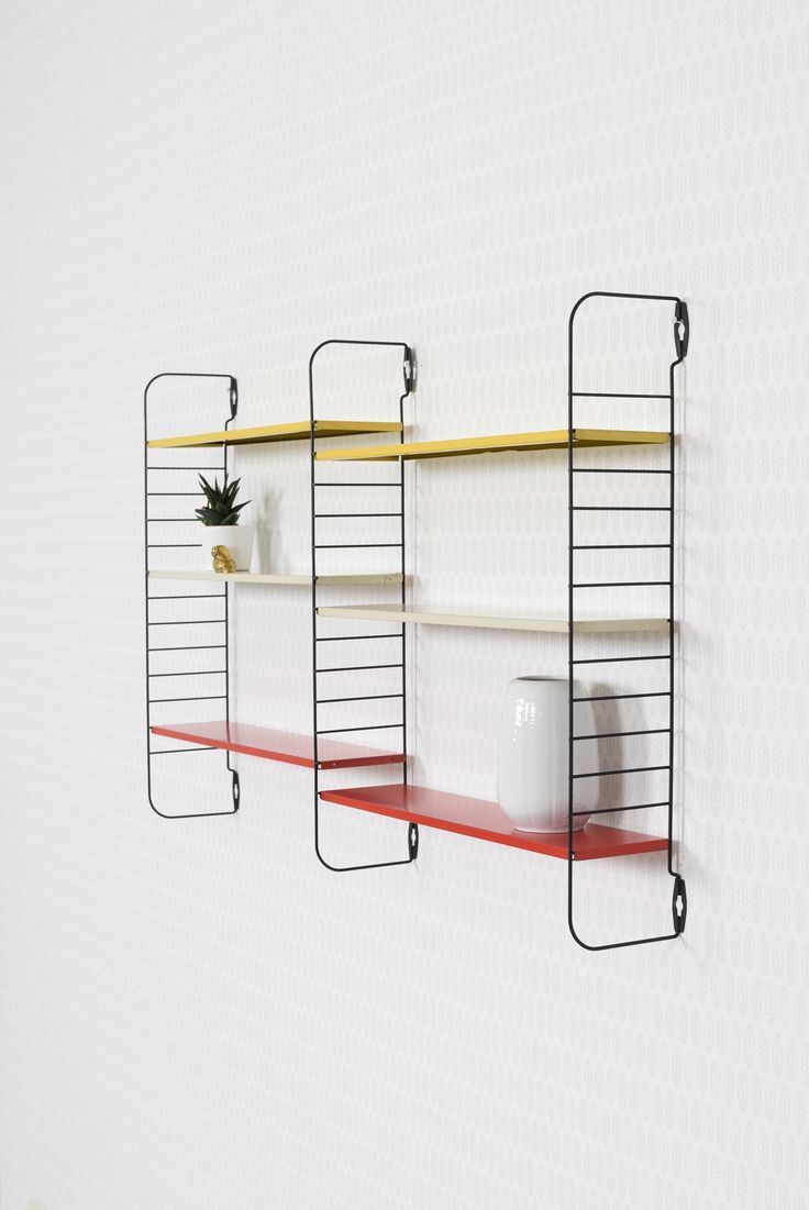 Double Tomado Holland 'Pocketbook' wall unit