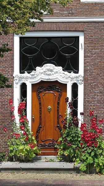 15 Franekereind, Harlingen - The Netherlands - Beautiful containers, too.