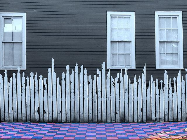 115 best images about unique fences on pinterest fence for Cool fences
