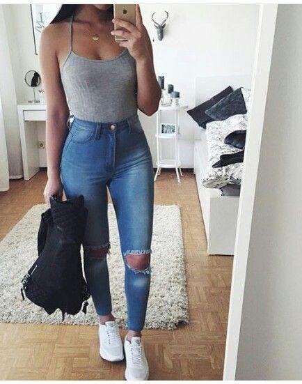 4378f1060af2e #TrendyTeensWear | o u t f i t s in 2019 | Fashion outfits, Fashion, tumblr  Outfits