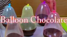 Edible Chocolate Bowls – Video