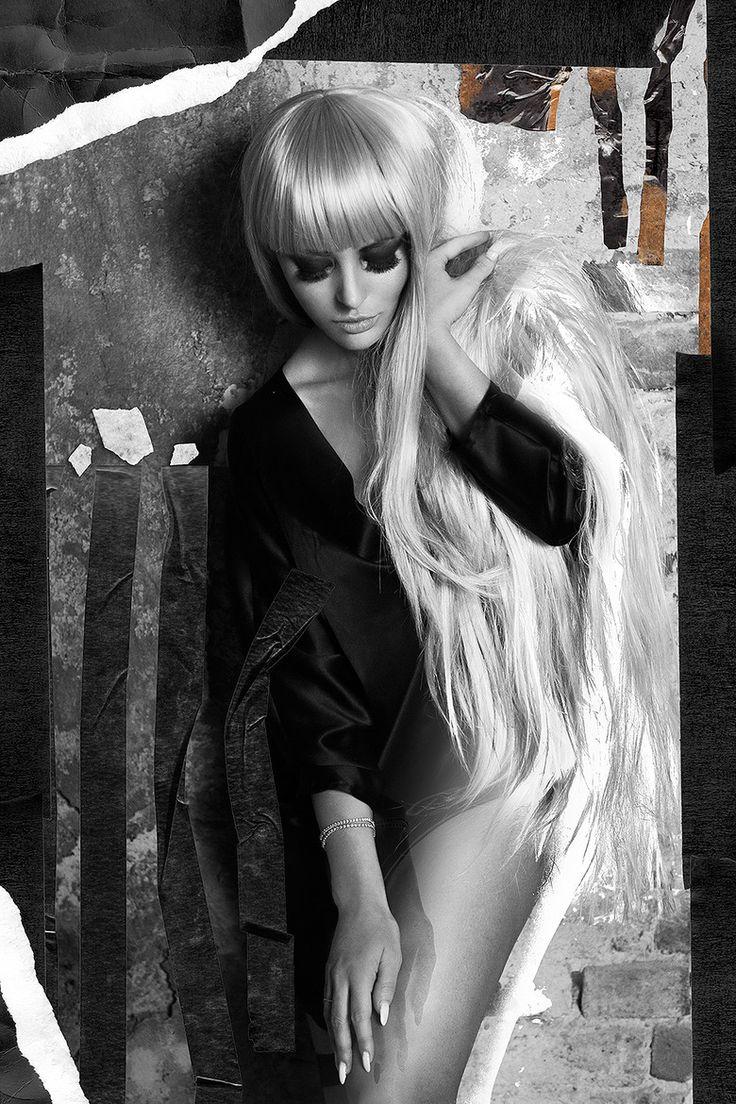 Delia Matache by Dimitri Caceaune #photography
