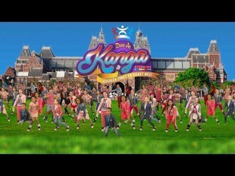 Kinderen voor Kinderen - Doe de Kanga (Officiële videoclip)