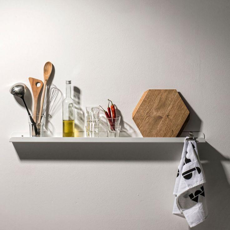 Více než 25 nejlepších nápadů na Pinterestu na téma Wandregal weiß - küchen wandregal landhaus