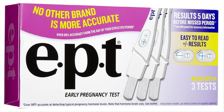 EPT Pregnancy Test - The Error Proof Test