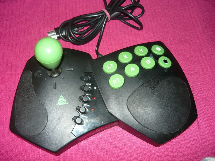 Nuby Xbox Arcade Stick - Rare - #36020 Tested and Working! #nuby #xbox #originalxbox #arcadestick #shoryuken #fightstick #retrogames #fightinggames #ebaydeals