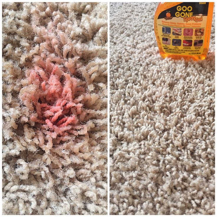 Use goo gone to remove nail polish from your carpet. Spray, leave it for 5 mins, blot. Then get soap & water, & rub into the stain. Blot dry & stain gone!