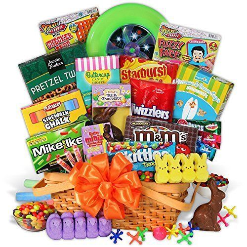 171 best ebay store images on pinterest children toys christmas easter basket gift deluxe candy toys easter gift basket games activities chalk gourmetgiftbasketscom negle Image collections