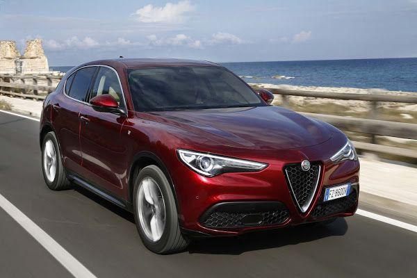 2020 Alfa Romeo Stelvio Review Alfa Romeo Stelvio Alfa Romeo Alfa Romeo Giulia