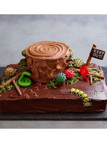 12 Creepy, Creative Halloween Cakes Let these clever confections double as decorations