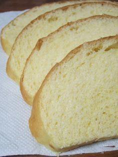 PECADO DA GULA: Pão caseiro do sítio
