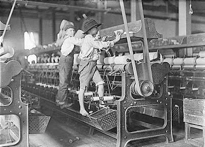 Imagens Históricas: Revolução industrial
