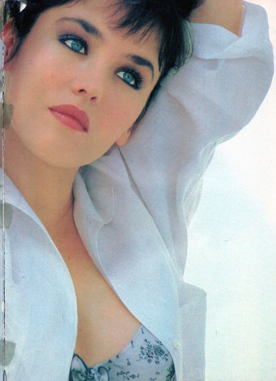 "Isabelle Adjani Stars in ""One Deadly Summer"" 1983"