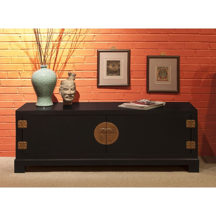 Famous 137 best Asian Style Media and TV Cabinets images on Pinterest  PQ69
