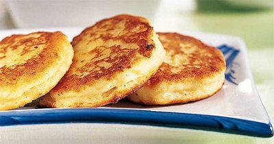 Вкусные сырники из 3 ингредиентов