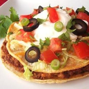 Mexican Pizza I: Recipe, Mexicans, Taco Bell, Mexican Food, Corn Tortillas, Mexican Pizza