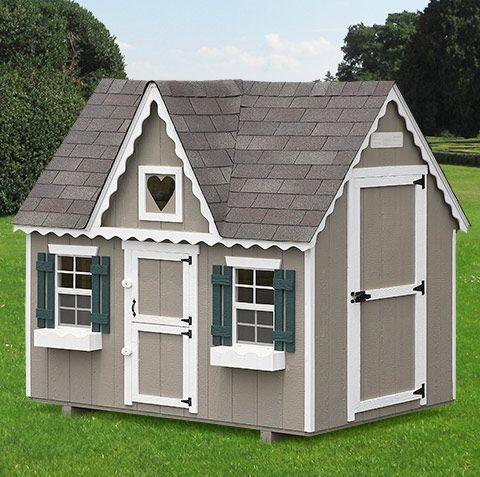 Cricket Cottage Playhouse