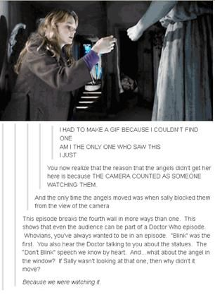MIND BLOWN!! I totally accept this as fact. (Doctor Who)