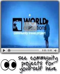 Voluntourism | Community Projects | Responsible Travel | Volunteer Holidays