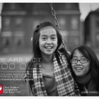 """""""We are not too old"""" poster from the Dave Thomas Foundation for Adoption. #TeenAdoption"""