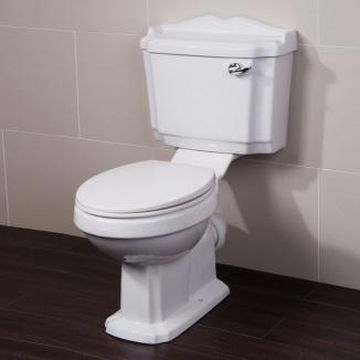 Victoriana Traditional Toilet!