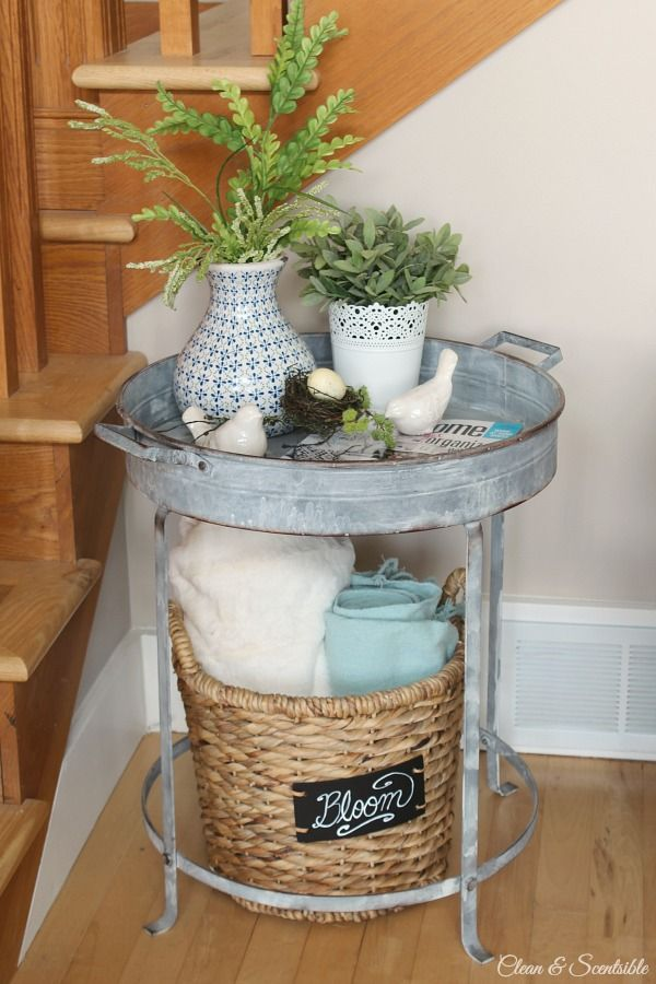 Seasons Of Home Easy Decorating Ideas For Spring: Top 25 Ideas About Side Tables On Pinterest