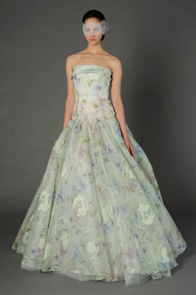 Douglas Hannant Spring 2013 Bridal Look 9