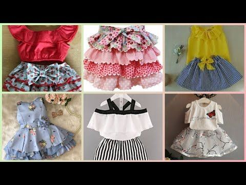 25e4ac2832c83 latest fancy party wear Frocks Designs For Girls - YouTube