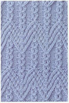 Lace Knitting Stitch #23 with chart on Lace Knitting Stitch at http://laceknittingstitch.blogspot.com.au/2011/08/lace-knitting-stitch-23.html?view=flipcard