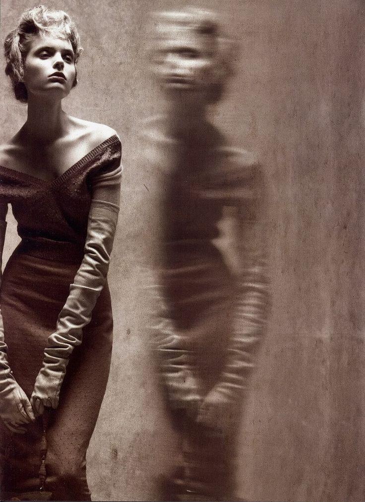 by Steven Meisel: by Steven Meisel