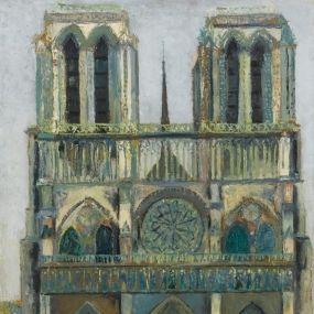 Notre-Dame-Maurice Utrillo