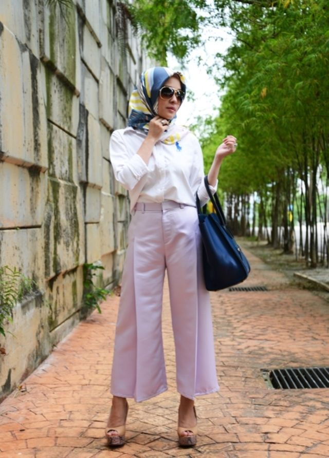 Vivy Yusof of Proud Duck, style feature