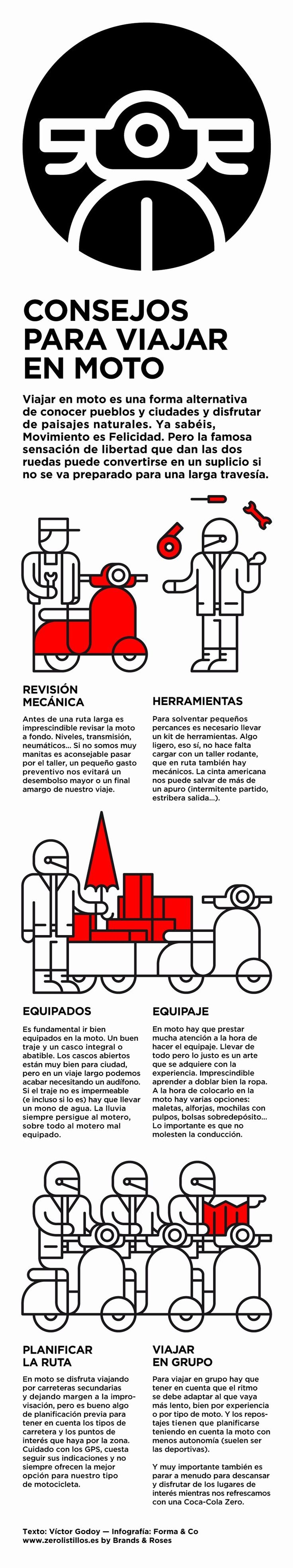 Desde qué empacar hasta a dónde viajar, estas infografías te convertirán en un viajero experto.