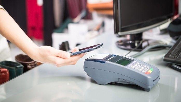 NFC bargeldloses Zahlen bei Norma und Aldi Nord
