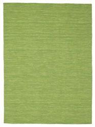 Dywan Kilim loom - Zielony CVD8969