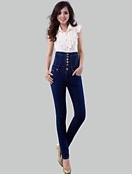Women Tall Waist Skinny Jeans Pants Save up to 80% Off at Light in the Box with Coupon and Promo Codes.