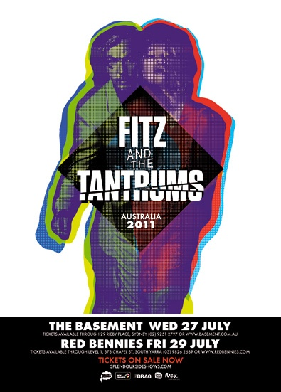 Fitz And The Tantrums 2011