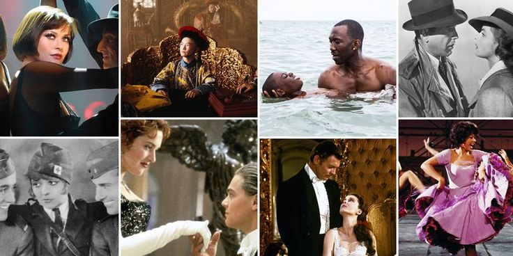 Oscar Best Picture Winning Movies Full List - Every Academy Award Winning Film of All Time