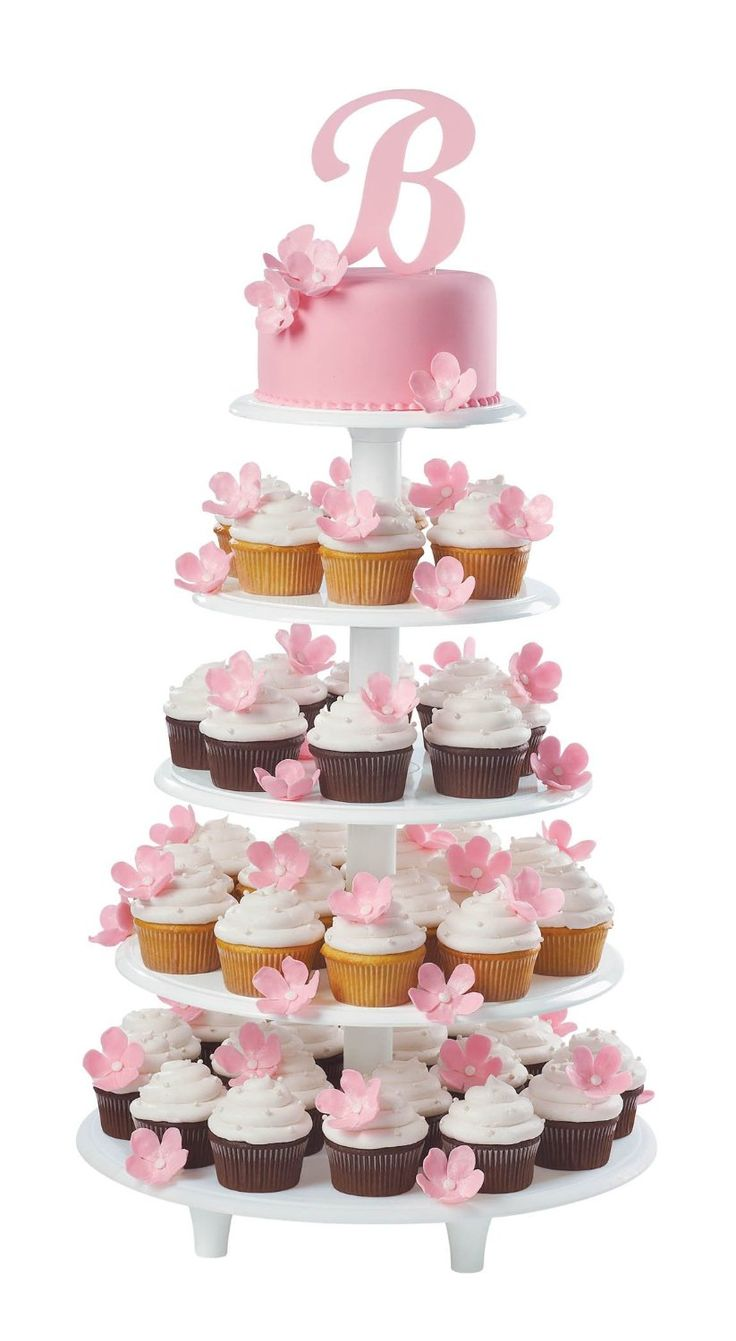 Amazon Com Wilton 307 892 5 Tier Towering Cake And